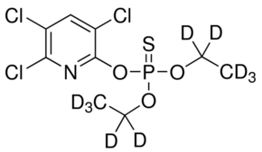 Sigma-Aldrich/Chlorpyrifos-(diethyl-d10)/90047-5MG/5MG