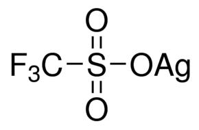 Sigma-Aldrich/Silver trifluoromethanesulfonate/176435-1G/1G