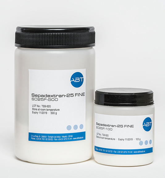 ABTbeads/Sepadextran™-25 Superfine/SD25SF-100