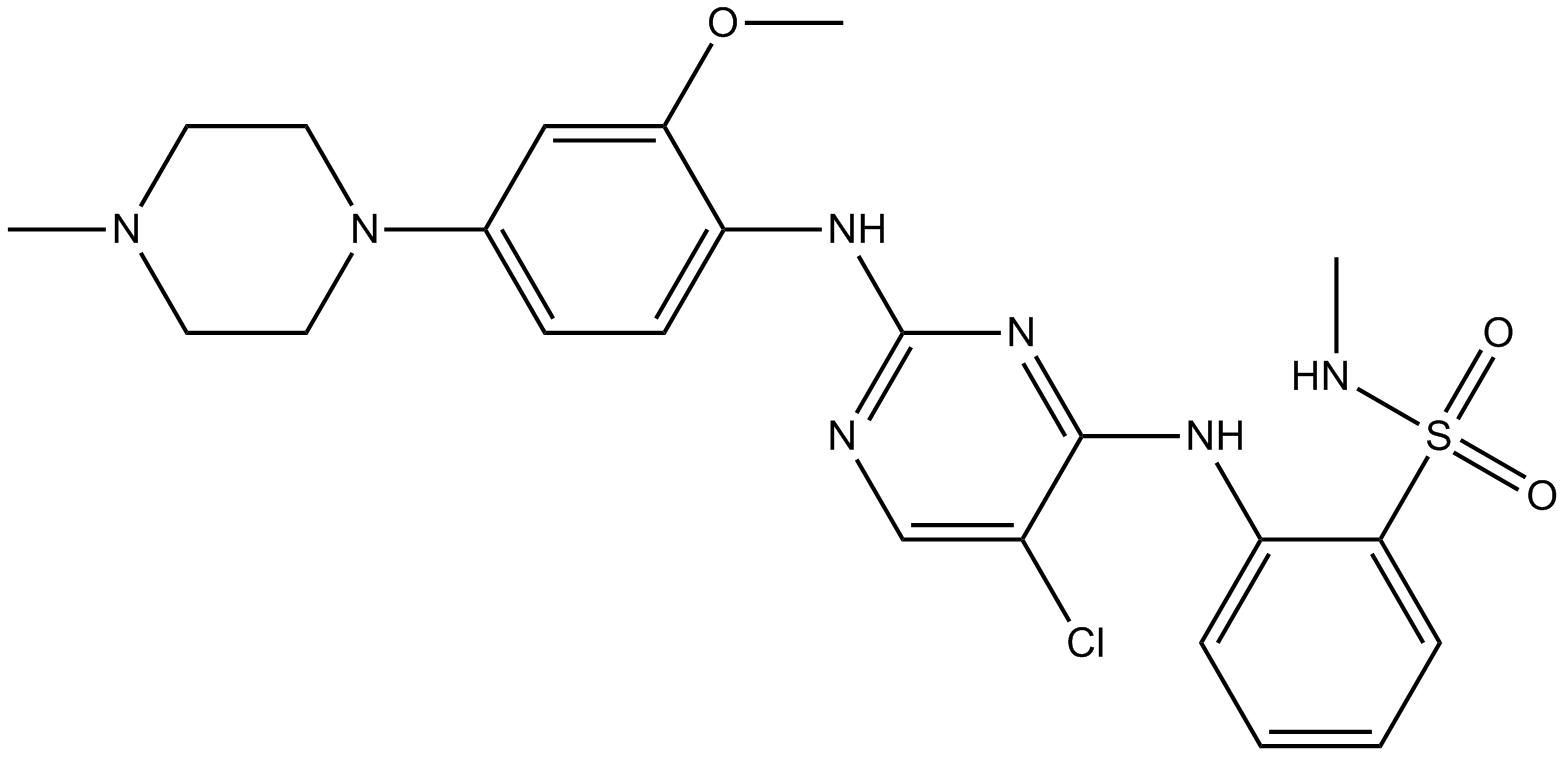ApexBio/ALK inhibitor 2/10mM (in 1mL DMSO)/A3155