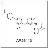 Cellagentech/AP26113 | ALK inhibitor/C2726-5/5 mg (powder)
