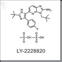 Cellagentech/LY-2228820/C5922-5/5 mg (powder)