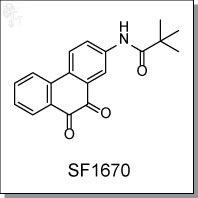 Cellagentech/SF1670 | PTEN inhibitor/C7316-2s/2 mg (10 mM solution in DMSO)