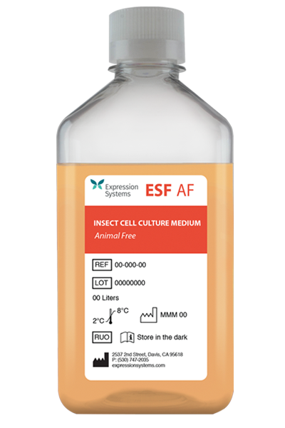 Expressionsystems/ESF AF Insect Cell Culture Medium, Animal Free/99-300-01/1 Ea