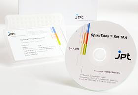 JPT/SpikeTides™ Set TAA - heavy/SPT-TAA-L/