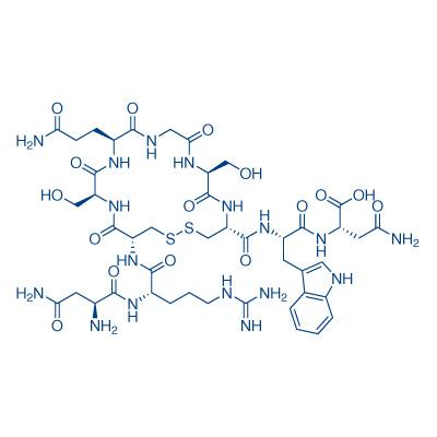 Ontores/H-Asn-Arg-Cys-Ser-Gln-Gly-Ser-Cys-Trp-Asn-OH(Disulfidebond)/5mg/ONP10954