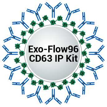 SBI/Exo-Flow96 CD63 IP kit/EXOFLOW96A-CD63/96 Reactions