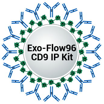 SBI/Exo-Flow96 CD9 IP kit/EXOFLOW96A-CD9/96 Reactions