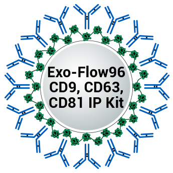 SBI/Exo-Flow96 Tetra IP kit (CD9, CD63, CD81)/EXOFLOW96A-Tetra/96 Reactions