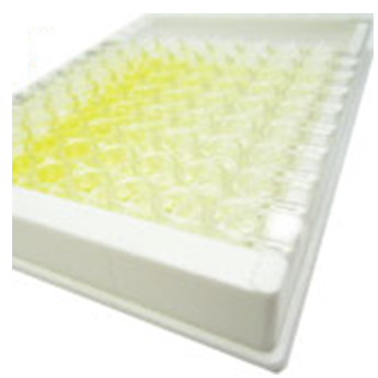 SBI/96-well ExoELISA plate (12×8-well strips, pack of 10 plates)/EXOEL-96P-1/10 Plates
