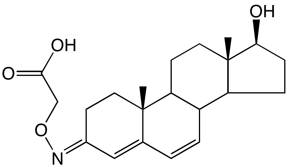 Steraloids/4, 6-ANDROSTADIEN-17β-OL-3-ONE CARBOXYMETHYLOXIME/0.005/A0455-000