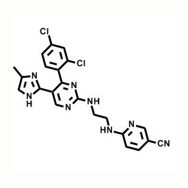 Xcessbio/CHIR99021, GSK3β Inhibitor -Xcessbio Biosciences Inc/25 mg solid/M60002-25s