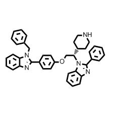 Xcessbio/Deltarasin, KRAS-PDEδ Inhibitor-Xcessbio Biosciences Inc/2 mg solid/M60218-2s