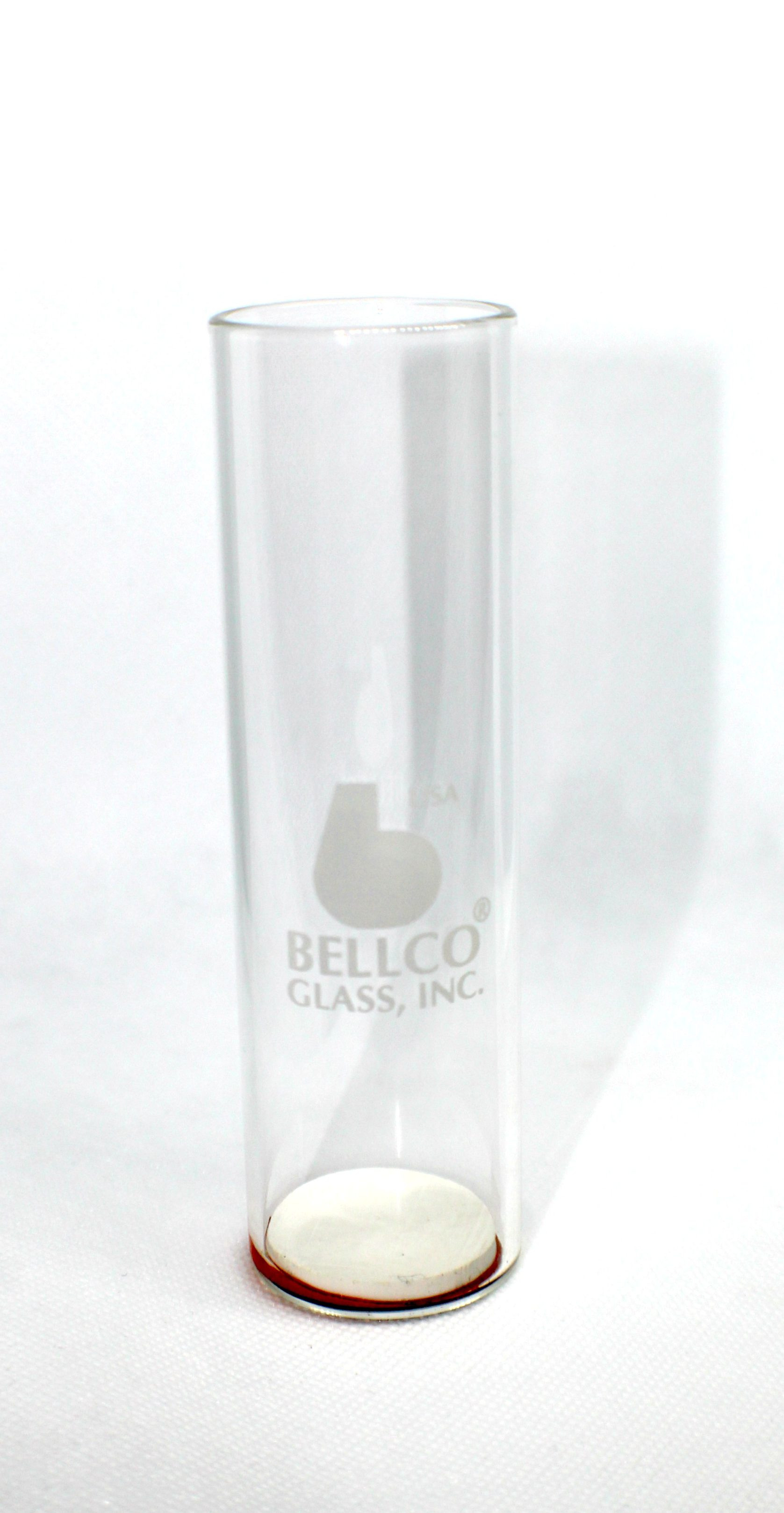 bellcoglass/Flat Bottom Glass Pipette Canister w/ & w/o Silicone Pad and 38mm Stainless Steel Closure/Search for:/1290-00130