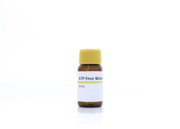 Biothema/ATP Free Water/10 mL in a glass vial./27-101