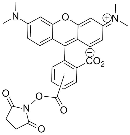 Clickchemistrytools/5(6)-TAMRA NHS Ester/1074-25/25 mg
