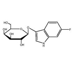 glycosynth/6-Fluoro-3-indolyl β-D-galactopyranoside/100mg/86045