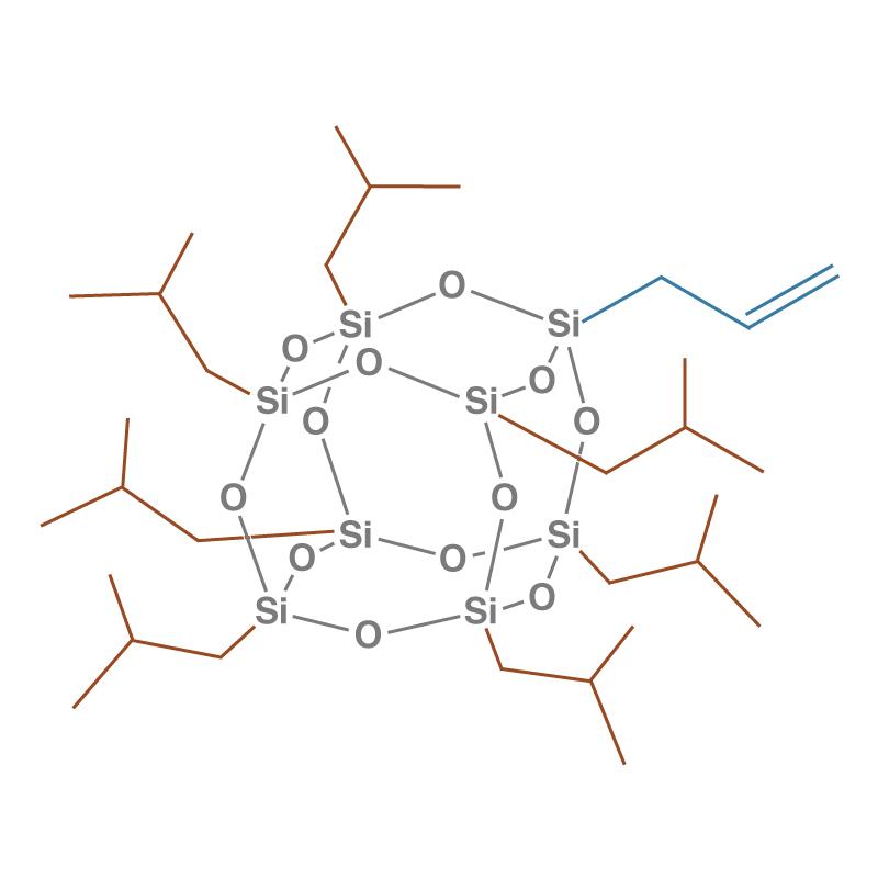 Hybrid Plastics/OL1118 - AllylIsobutyl POSS/1-kg