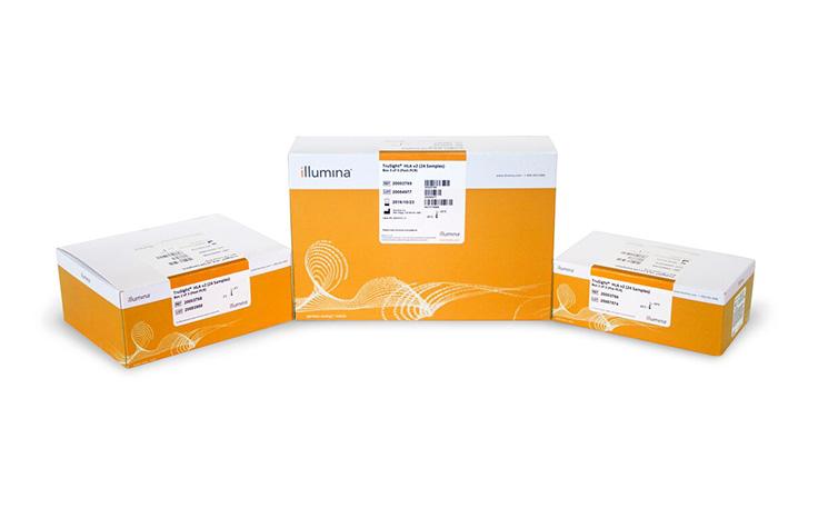 Illumina/TruSight HLA v2 Sequencing Panel (24 samples, automated)/20005170/1 Ea