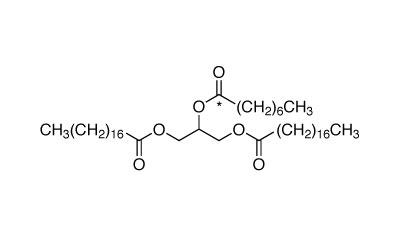CIL(cambridge isotope laboratory)/2-OCTANOYL-1,3-DISTEARIN (OCTANOIC-1-13C, 99%)/10 G/CLM-3707-10