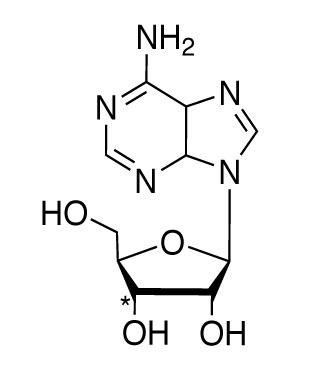 CIL(cambridge isotope laboratory)/ADENOSINE (3'-13C, 98%)/0.05 G/CLM-7674-0.05