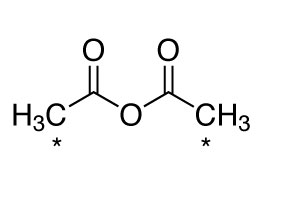 CIL(cambridge isotope laboratory)/ACETIC ANHYDRIDE (2,2'-13C2, 99%)/0.5 G/CLM-1160-0.5