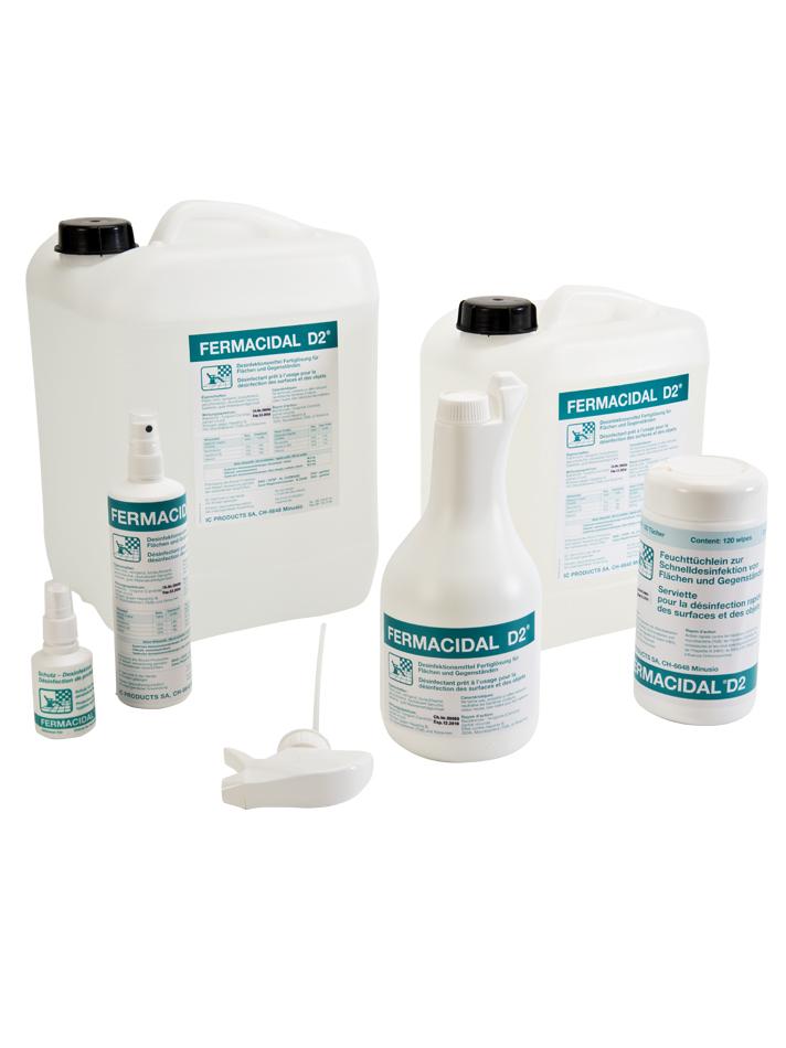 Labotect/Fermacidal D2® /Fermacidal D2®/1 Ea