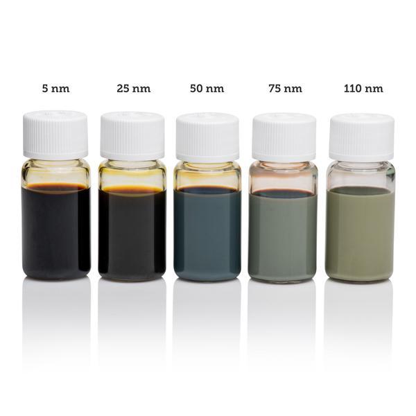 nanocomposix/Econix Silver Nanospheres – PVP/25 mL/SEPE110-25M