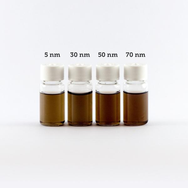 nanocomposix/NanoXact Platinum Nanoparticles – Bare (Citrate)/1 L/PTCN50-1L