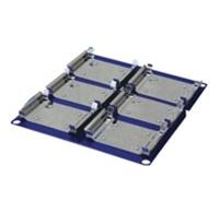 Pro-lab/Platform, holds 6 (standard) microplates/PL.H1010-P-MP/1 Ea