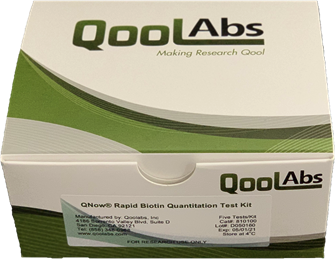 QoolAbs/QNow Rapid Biotin Quantitation Kit/99.95