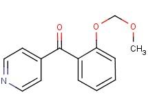 chembridge/[2-(methoxymethoxy)phenyl](pyridin-4-yl)methanone/4000106/25 g