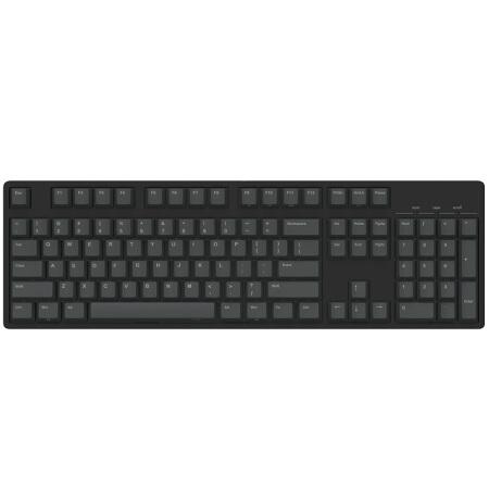 ikbc c104 樱桃轴机械键盘 104键原厂...