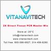VitaNavi/2X Direct Tissue PCR Master Mix/Direct Tissue PCR Master Mix-GC \/ 500 x 25 µl rxns \/ Green